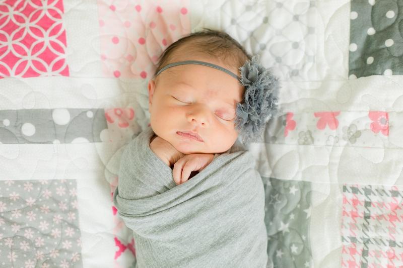 IMG 6403 - Phoenix Newborn Photographer {Faith}