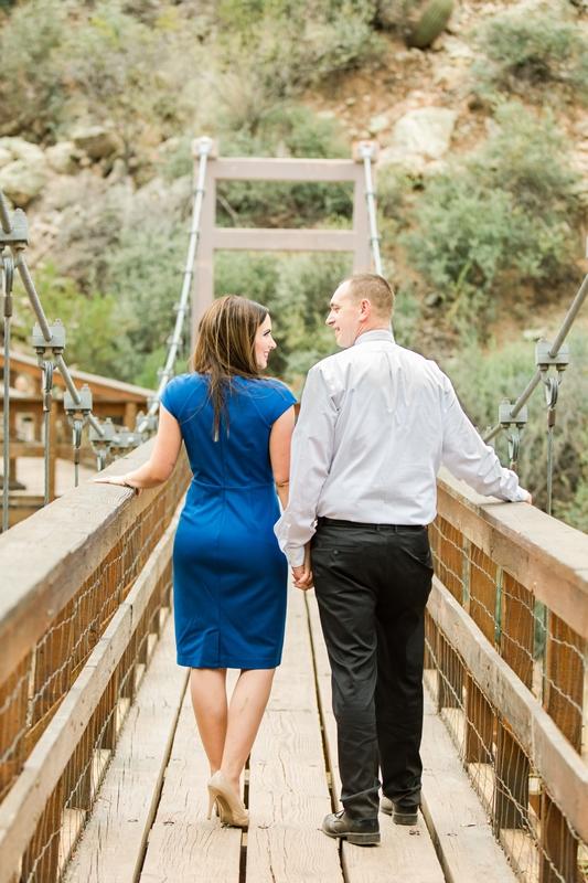 091 - Arizona Engagement Photographer {Josh & Alicia}