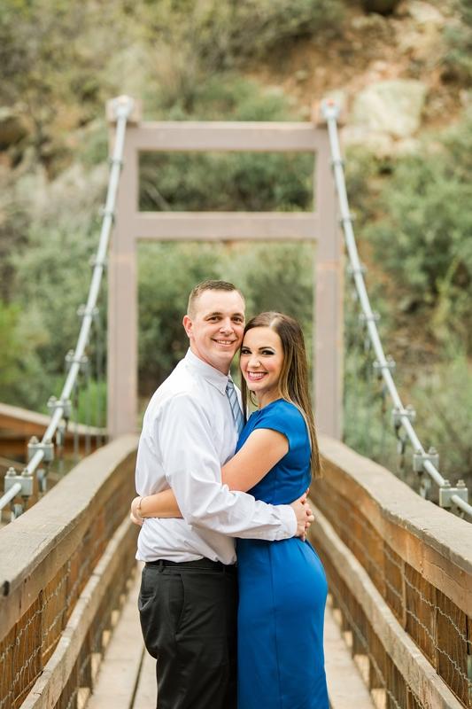 104 - Arizona Engagement Photographer {Josh & Alicia}