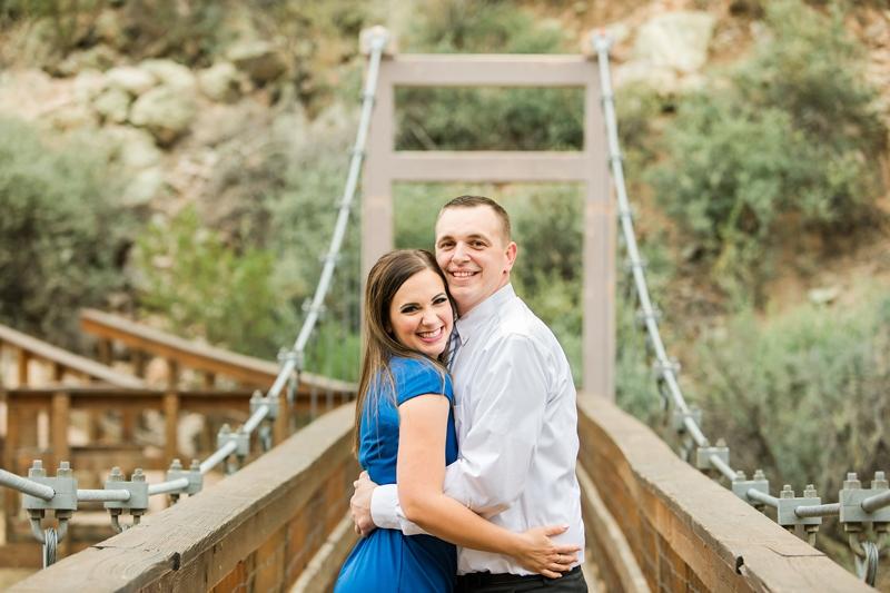 137 - Arizona Engagement Photographer {Josh & Alicia}