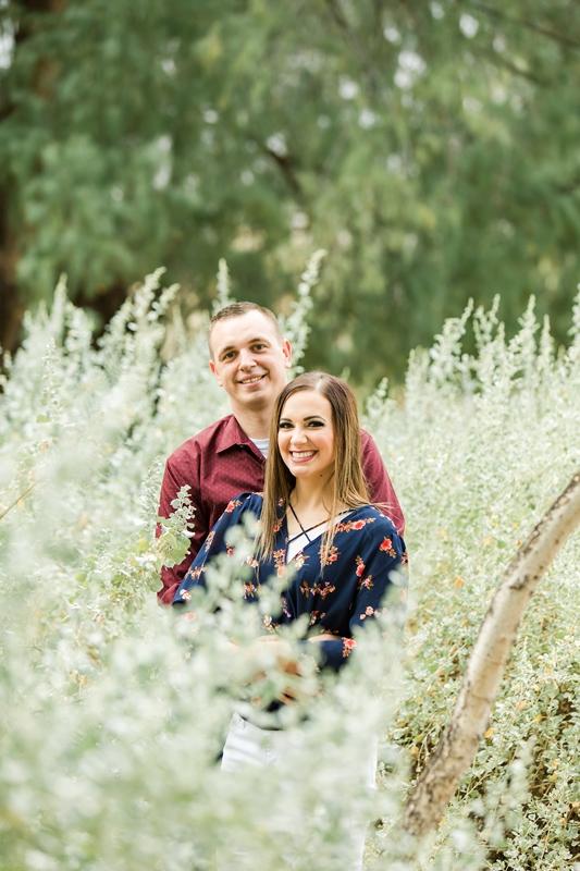 202 - Arizona Engagement Photographer {Josh & Alicia}