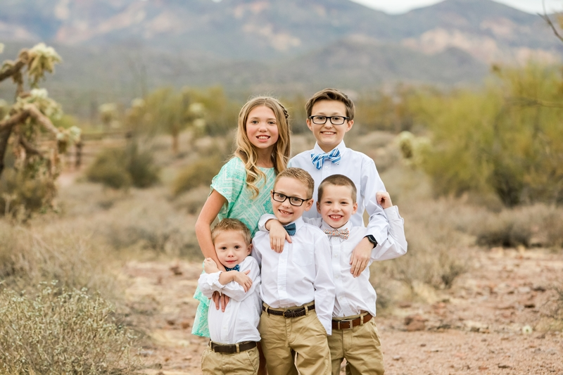 100 - Family Photography {Hess Family}