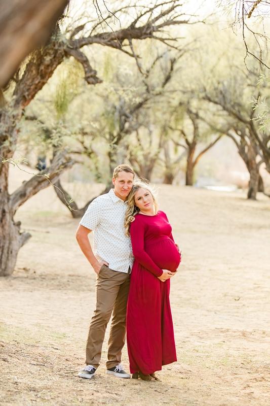 071 - Maternity Photography {Bailey}