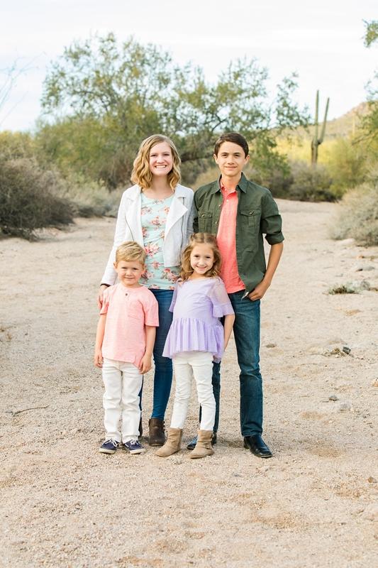 001 - Desert Family