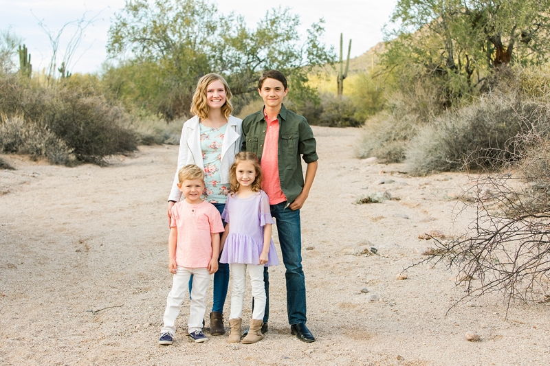 006 - Desert Family