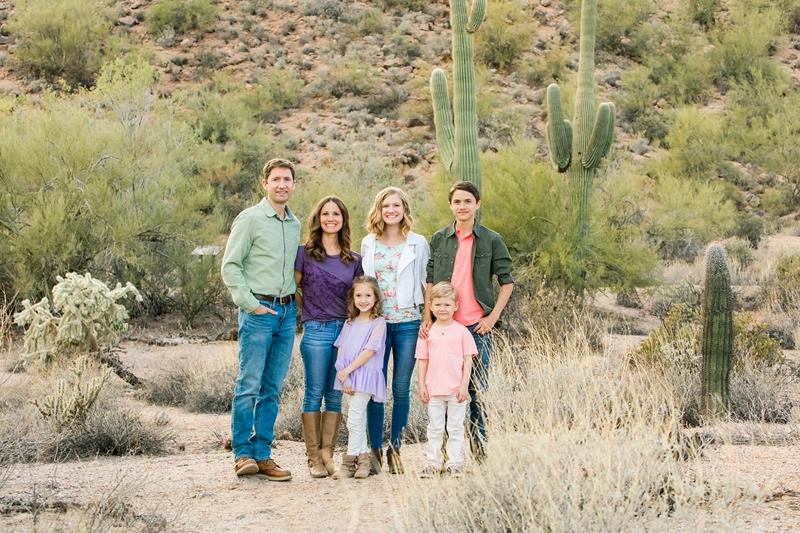 041 - Desert Family