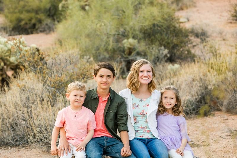 054 - Desert Family