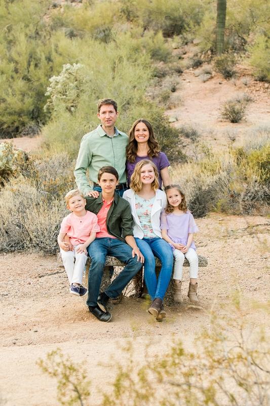 056 - Desert Family