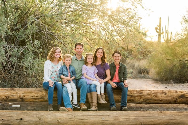 092 - Desert Family
