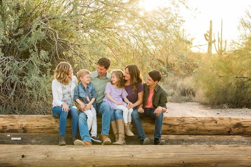 094 - Desert Family