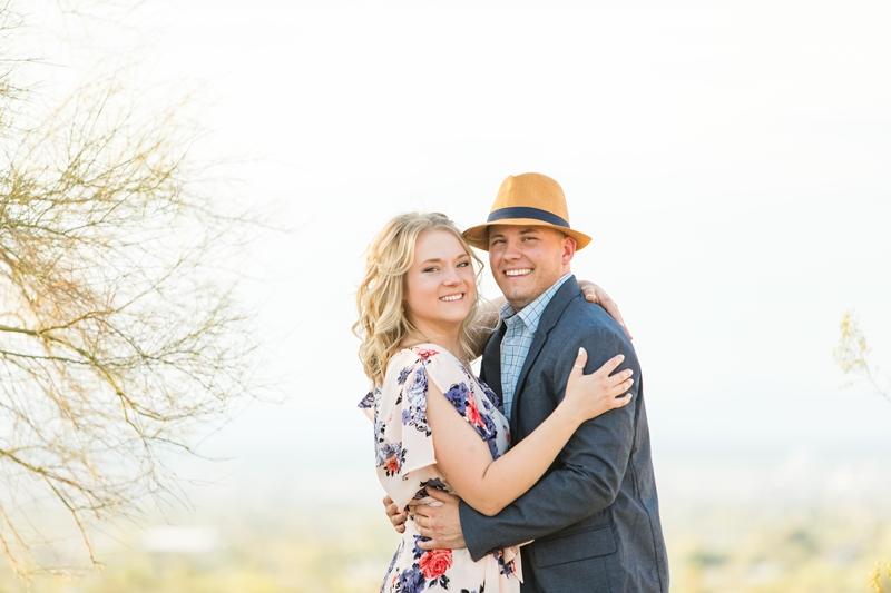 0W4A0300 - Phoenix Engagement Photography | Jordan & Hailey