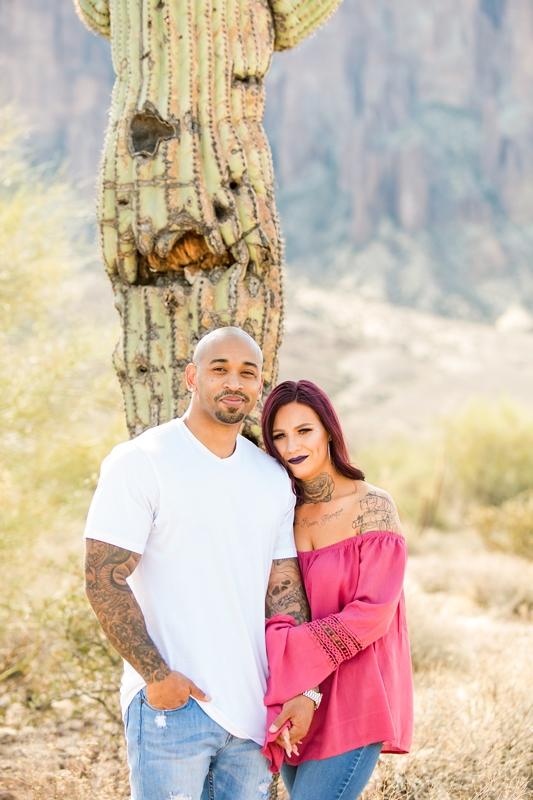 0W4A9154 - Phoenix Engagement Photographer {Robert & Clarise}