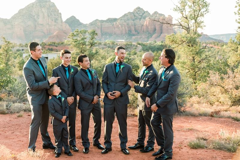 0W4A2554 - Sedona Wedding Photography   Ashley & Michael