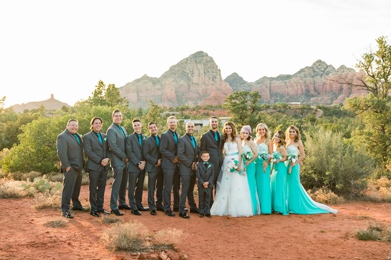 0W4A2667 - Sedona Wedding Photography   Ashley & Michael
