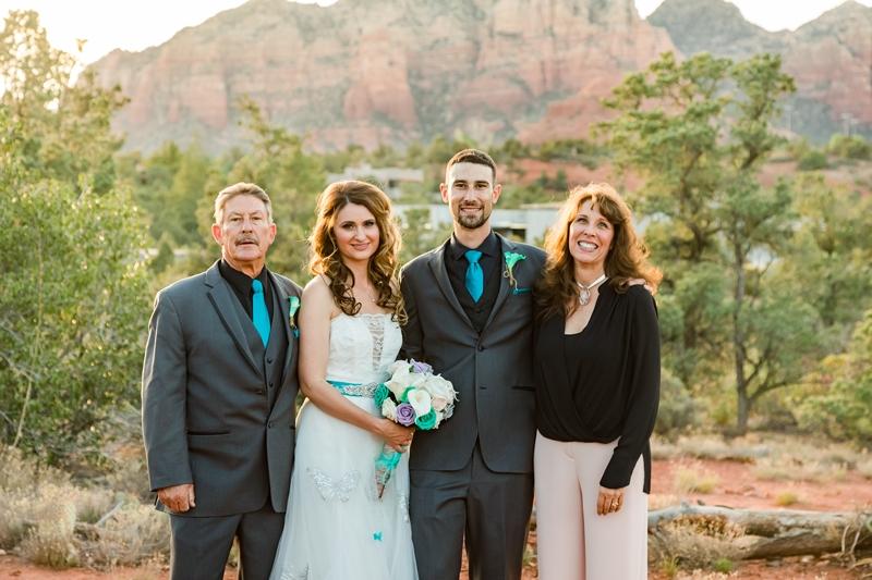 0W4A2787 - Sedona Wedding Photography   Ashley & Michael