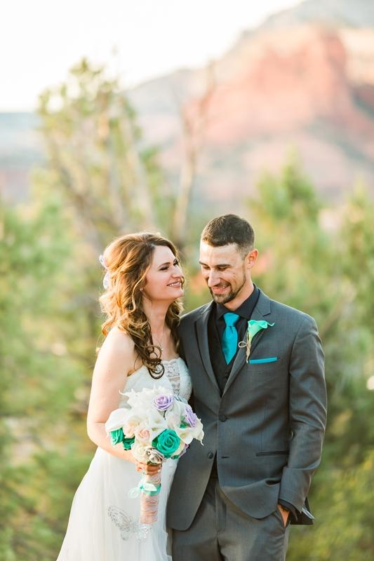 0W4A2997 - Sedona Wedding Photography   Ashley & Michael