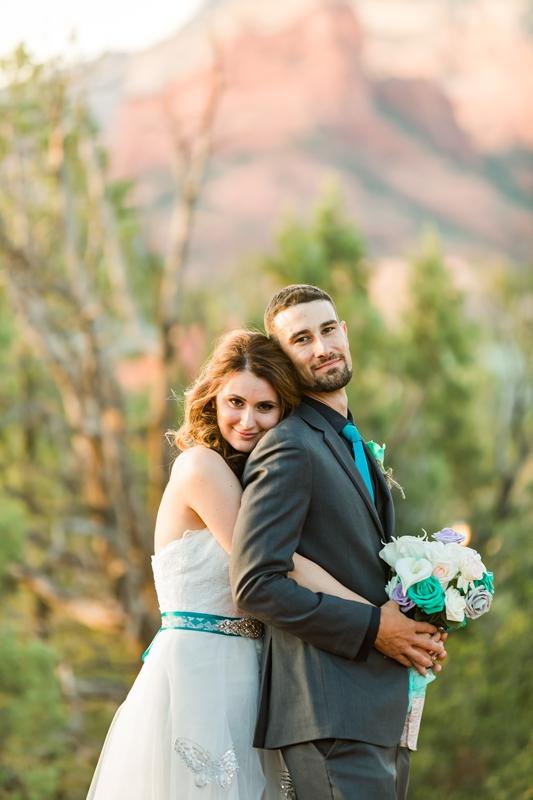 0W4A3009 - Sedona Wedding Photography   Ashley & Michael