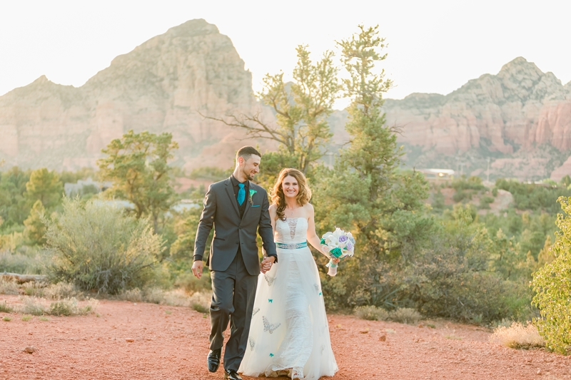 0W4A3190 - Sedona Wedding Photography   Ashley & Michael
