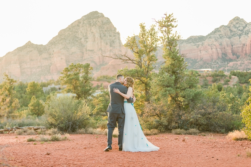 0W4A3209 - Sedona Wedding Photography   Ashley & Michael