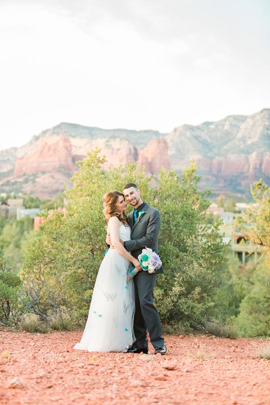 0W4A3262 - Sedona Wedding Photography   Ashley & Michael