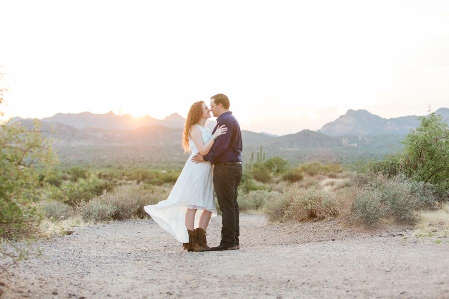 engagement photographer az 2809 - Engagement Portraits