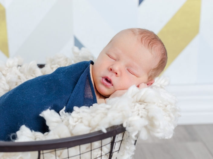 gilbert newborn photographer 0746 705x529 - Newborn Portraits