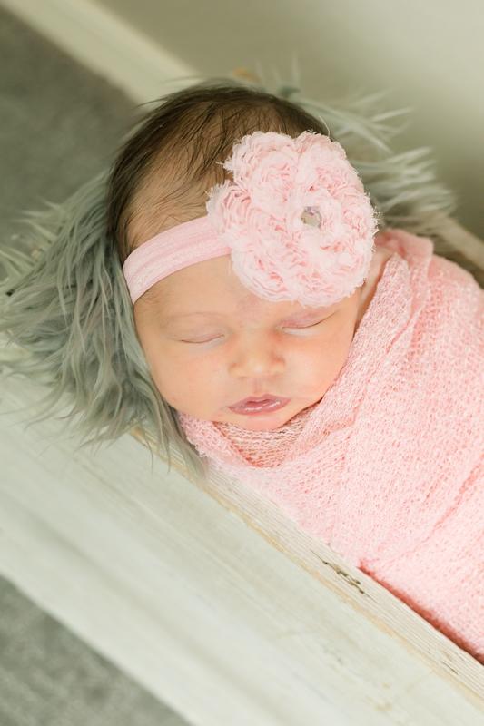 IMG 6375 - Phoenix Newborn Photographer {Faith}