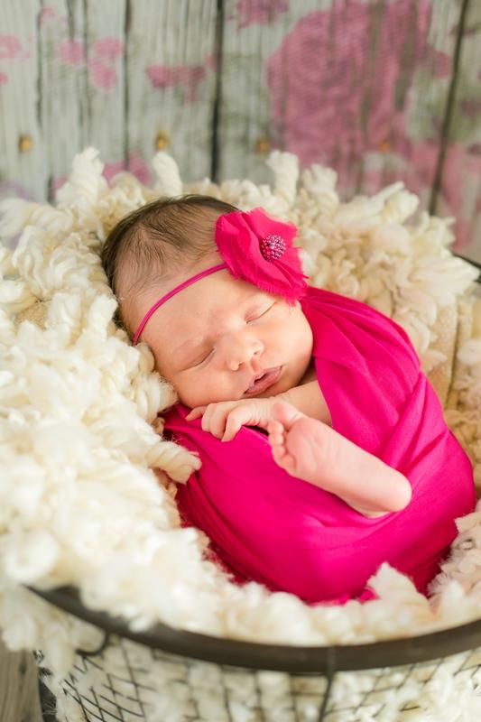 IMG 6453 - Phoenix Newborn Photographer {Faith}