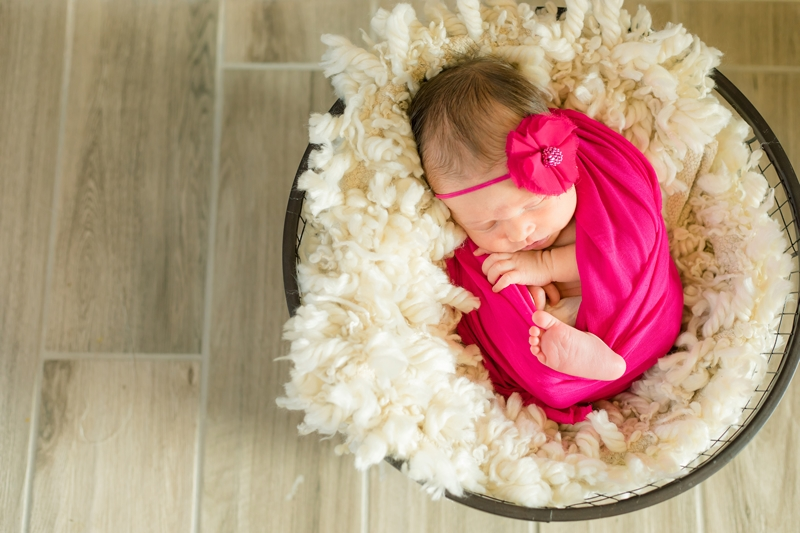 IMG 6458 - Phoenix Newborn Photographer {Faith}
