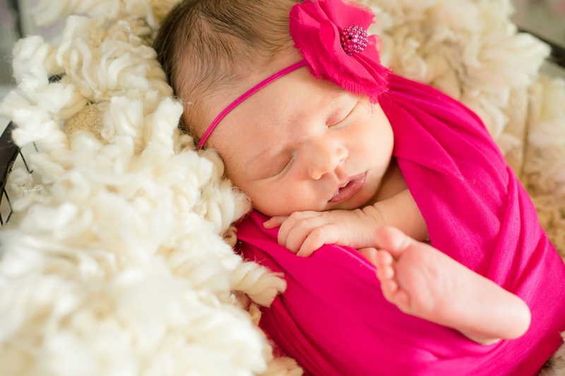 IMG 6465 - Phoenix Newborn Photographer {Faith}