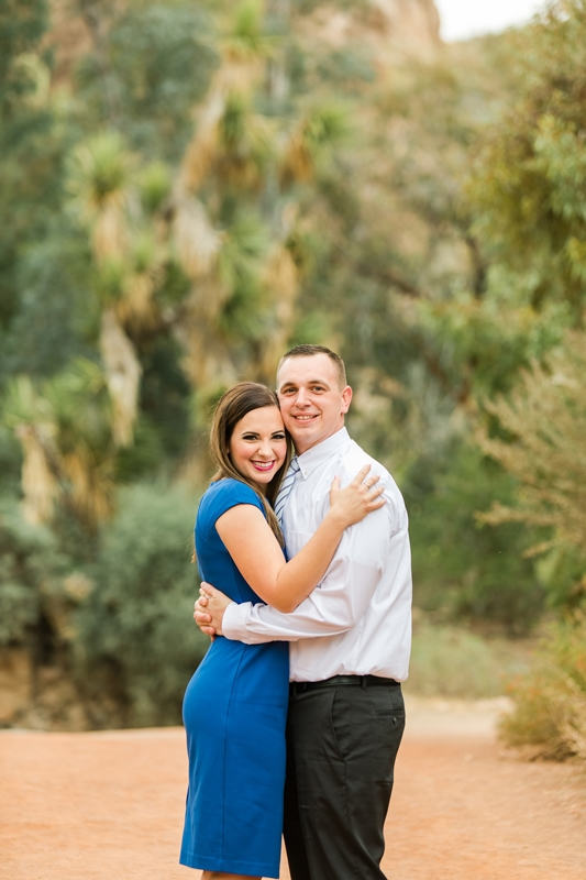 003 - Arizona Engagement Photographer {Josh & Alicia}