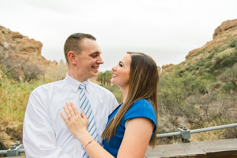 120 - Arizona Engagement Photographer {Josh & Alicia}