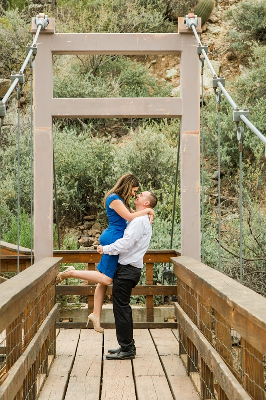 121 - Arizona Engagement Photographer {Josh & Alicia}
