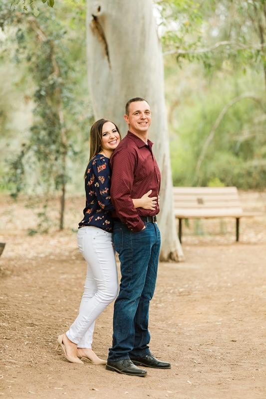 153 - Arizona Engagement Photographer {Josh & Alicia}