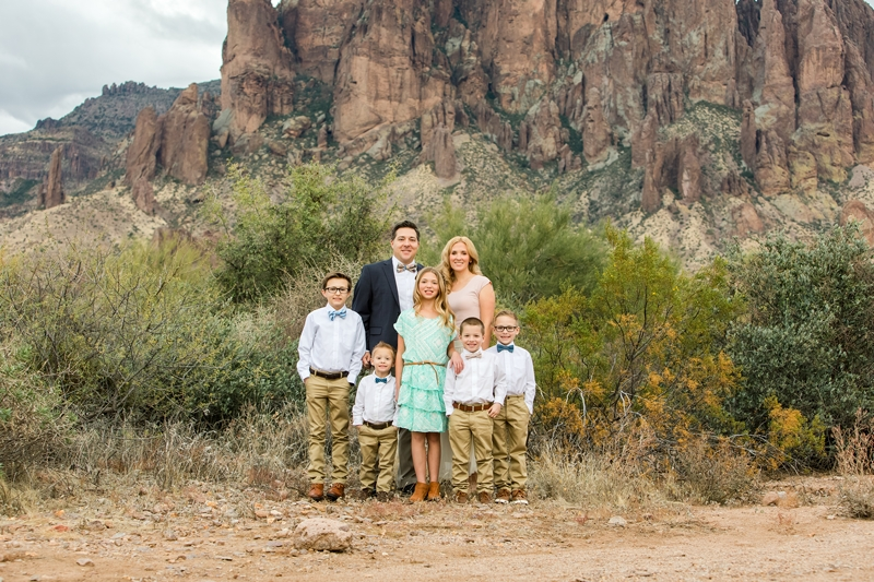 family photos arizona