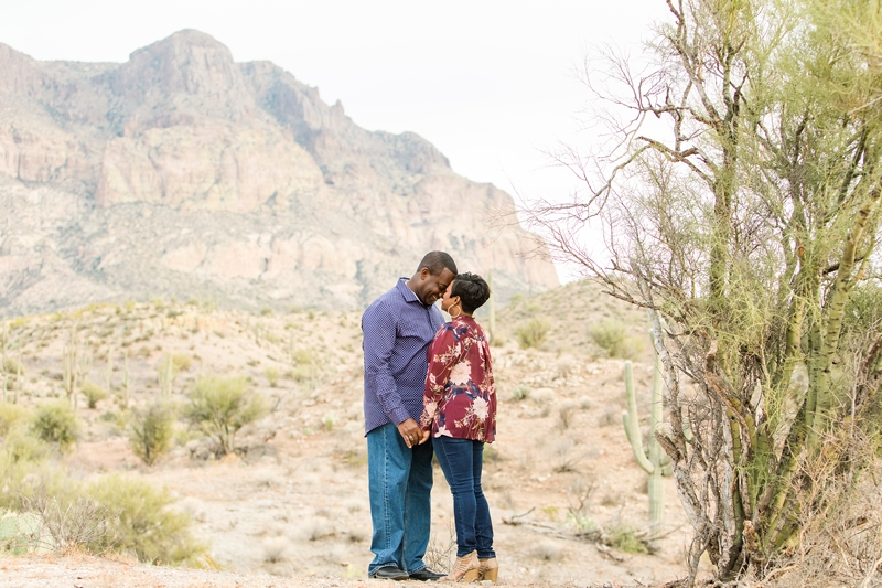 067 - Phoenix Engagement Photography {Ja'Nea & Keith}