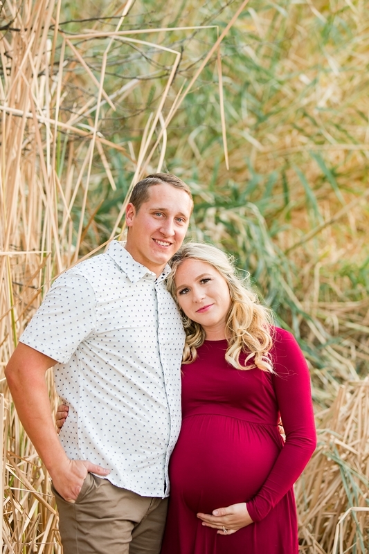 phoenix maternity session