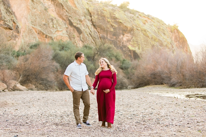 chandler maternity photographer