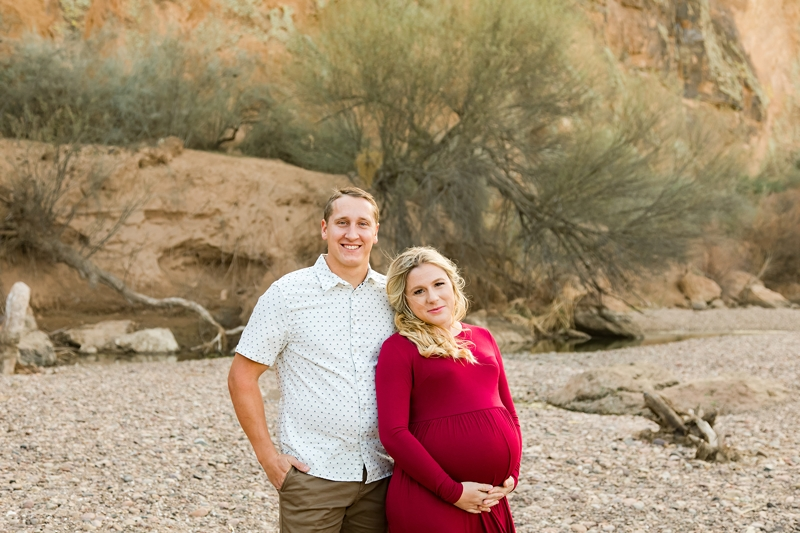 tempe maternity photographer