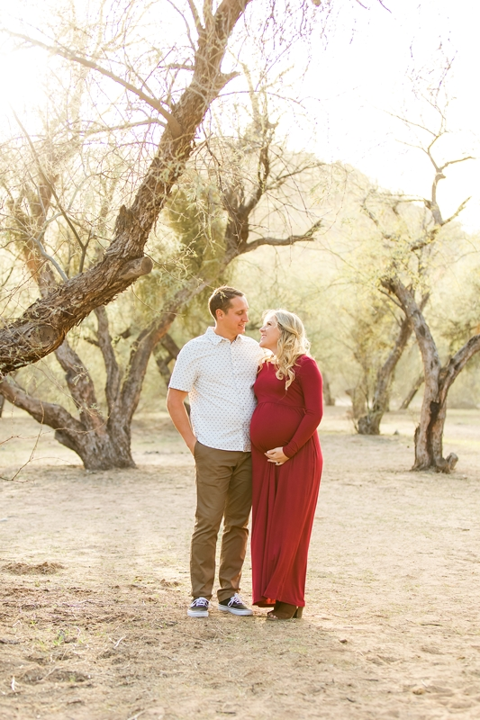 san tan valley maternity photographer