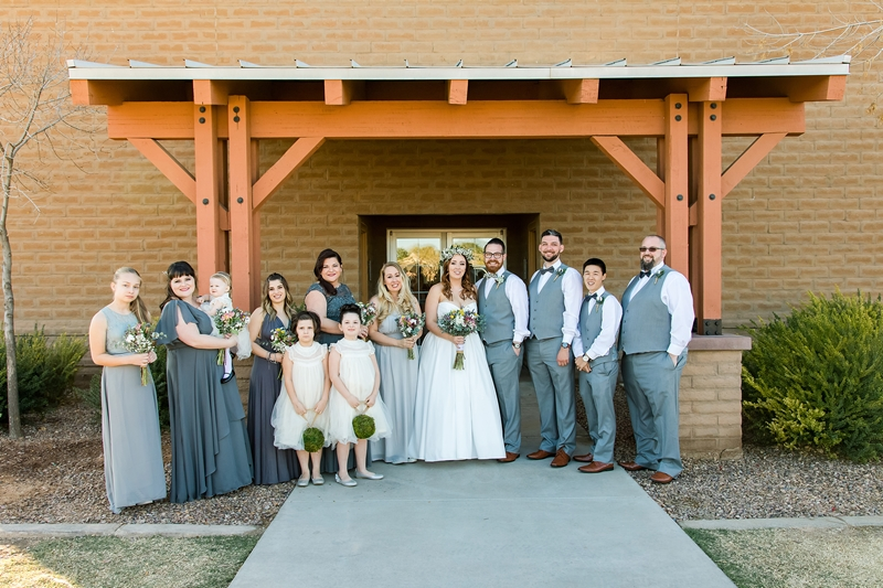 299 - Gilbert Wedding Photography  {Nolan & Chloe}