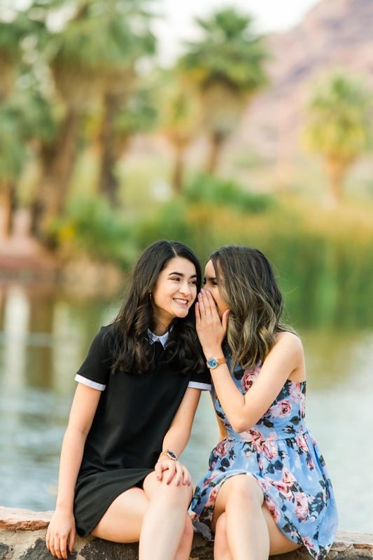 120 - Phoenix Senior Portraits {Naina & Usha}