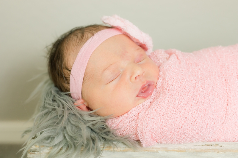 IMG 6354 - Phoenix Newborn Photographer {Faith}