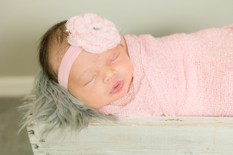 IMG 6367 - Phoenix Newborn Photographer {Faith}