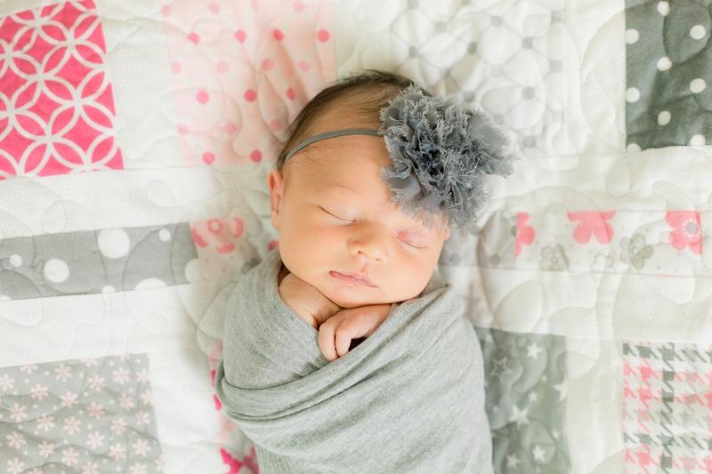 IMG 6419 - Phoenix Newborn Photographer {Faith}