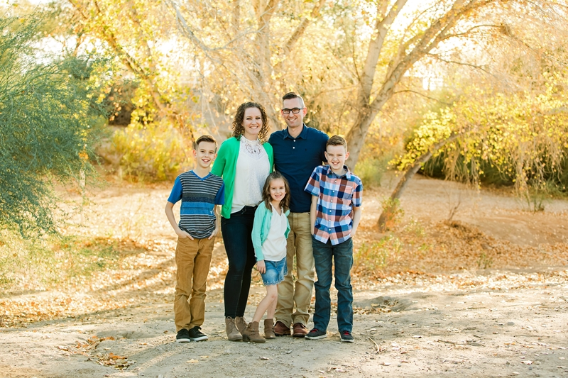 001 - Queen Creek Family Photography {Graham's}