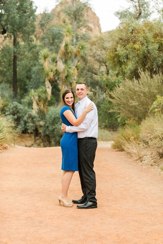 002 1 - Arizona Engagement Photographer {Josh & Alicia}