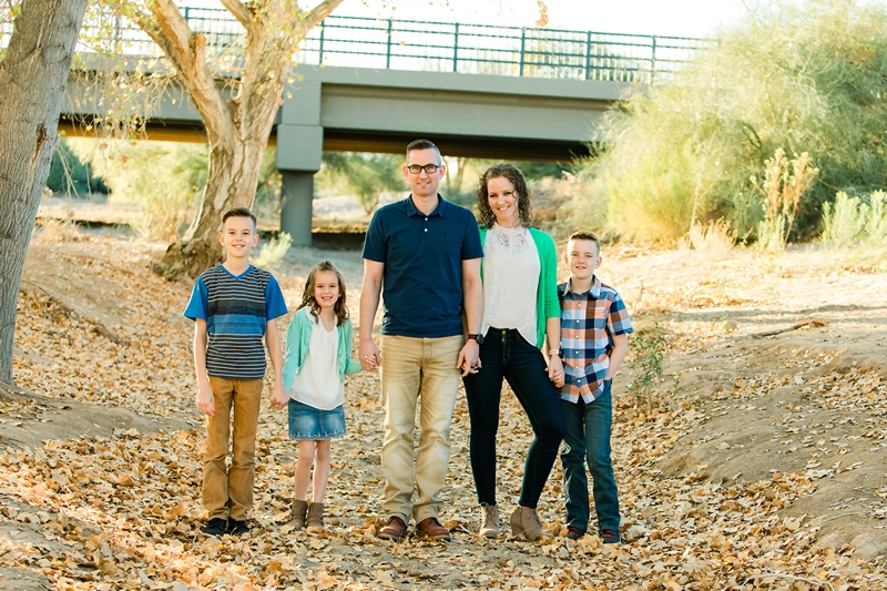 027 - Queen Creek Family Photography {Graham's}