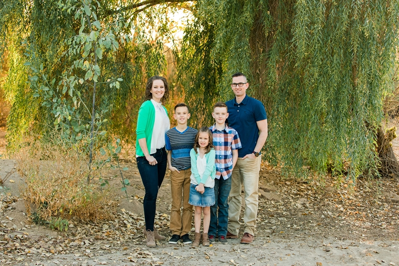 046 - Queen Creek Family Photography {Graham's}