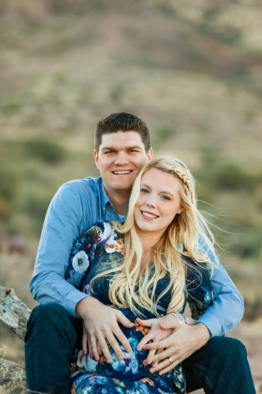 078 - Phoenix Maternity Photographer {Lauren & Cameron}